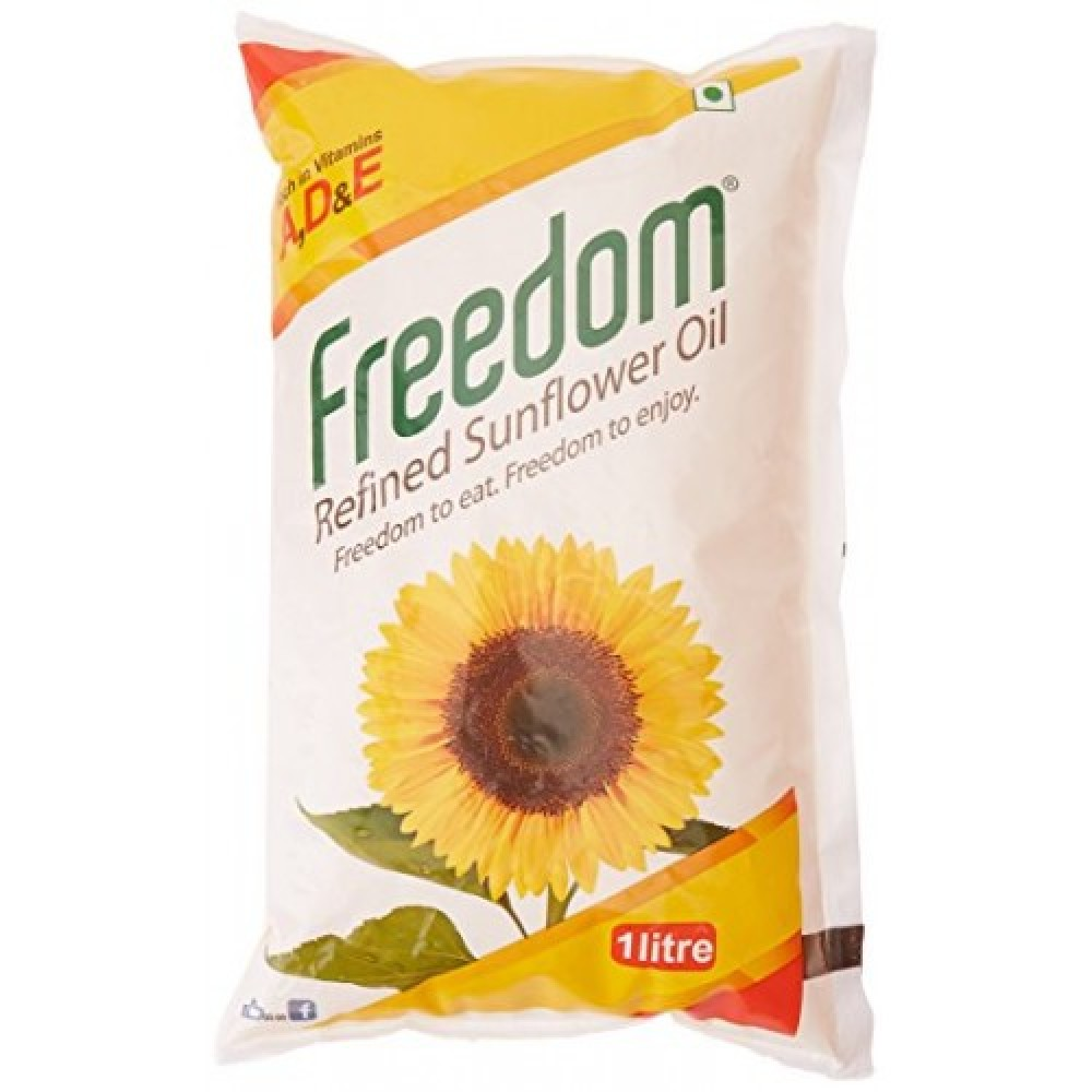 Sunflower 1L Pouch