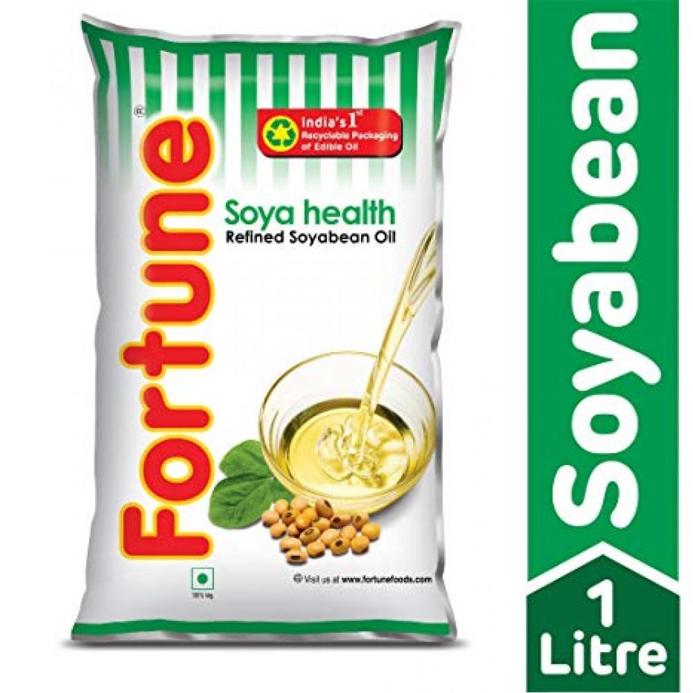Soyabean 1L Pouch