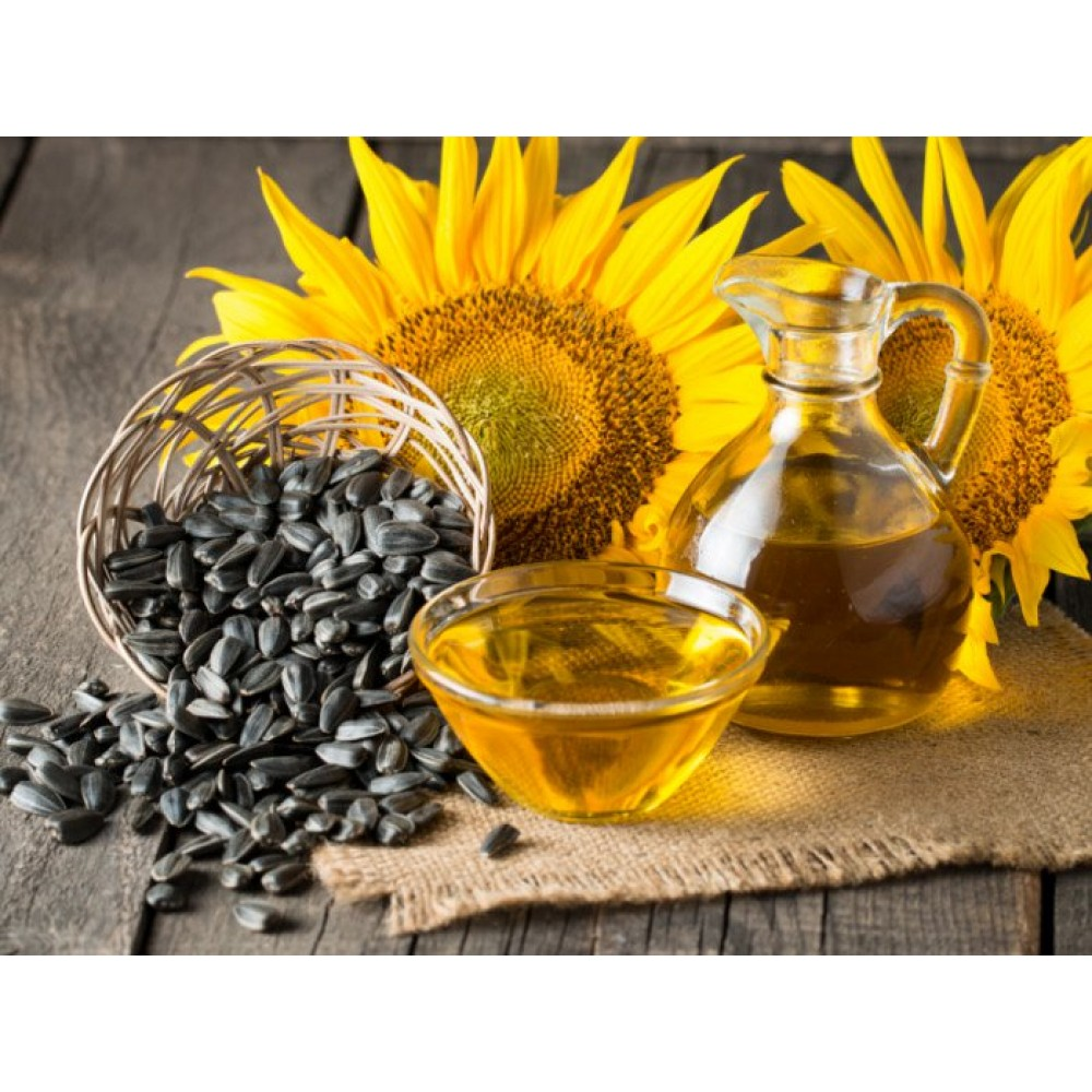 Sunflower Oil (3rd Quality)