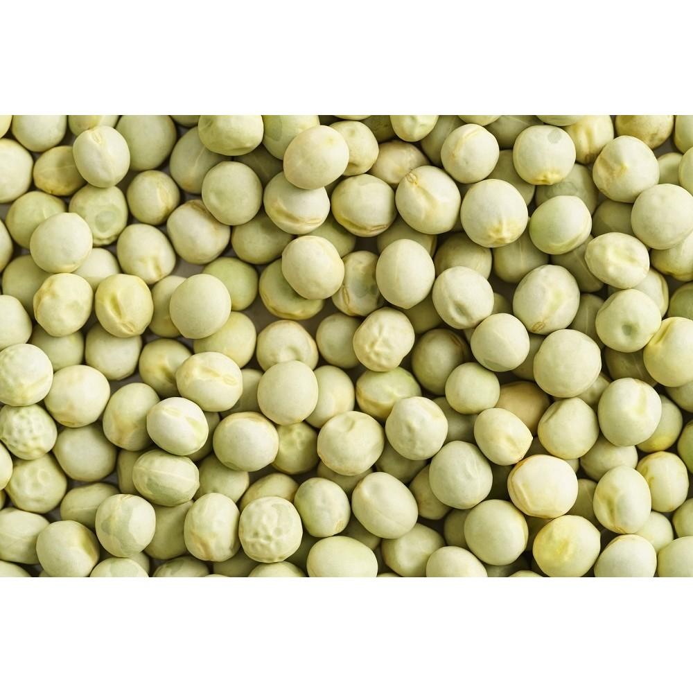White - Green Peas