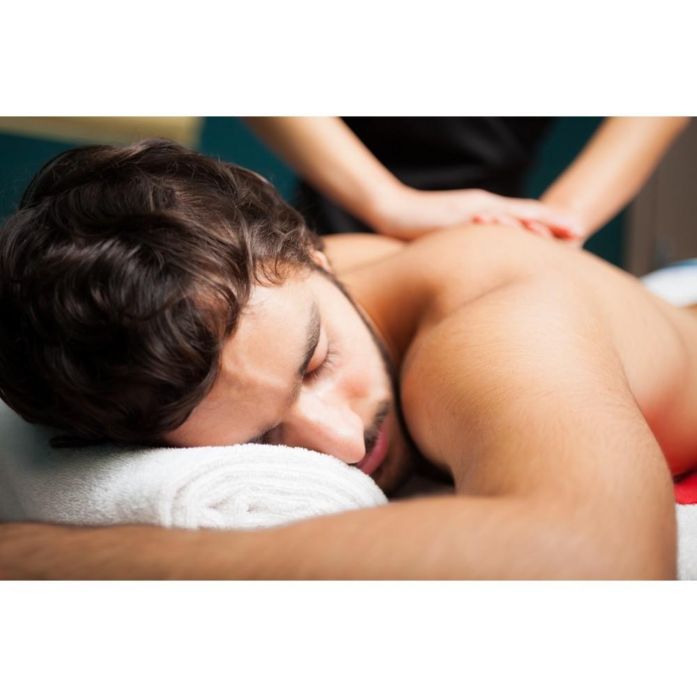Only Back Massage
