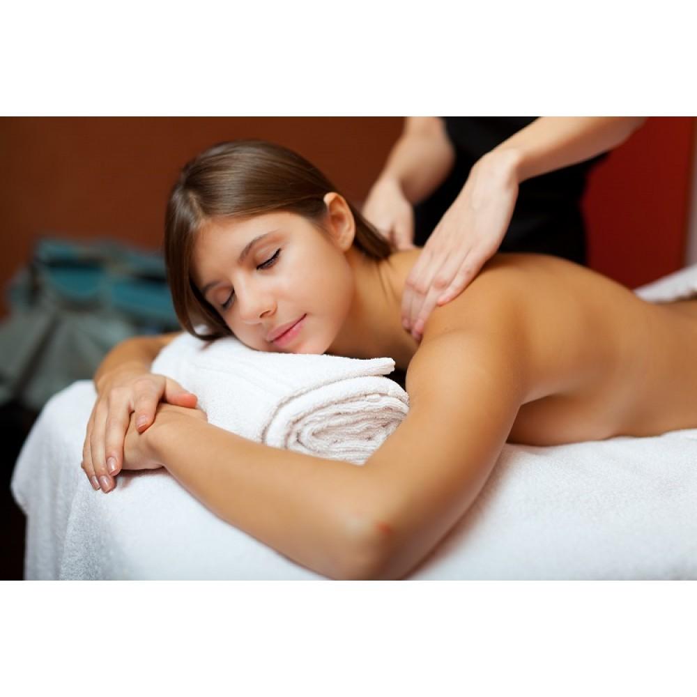 Cream or Gel Massage