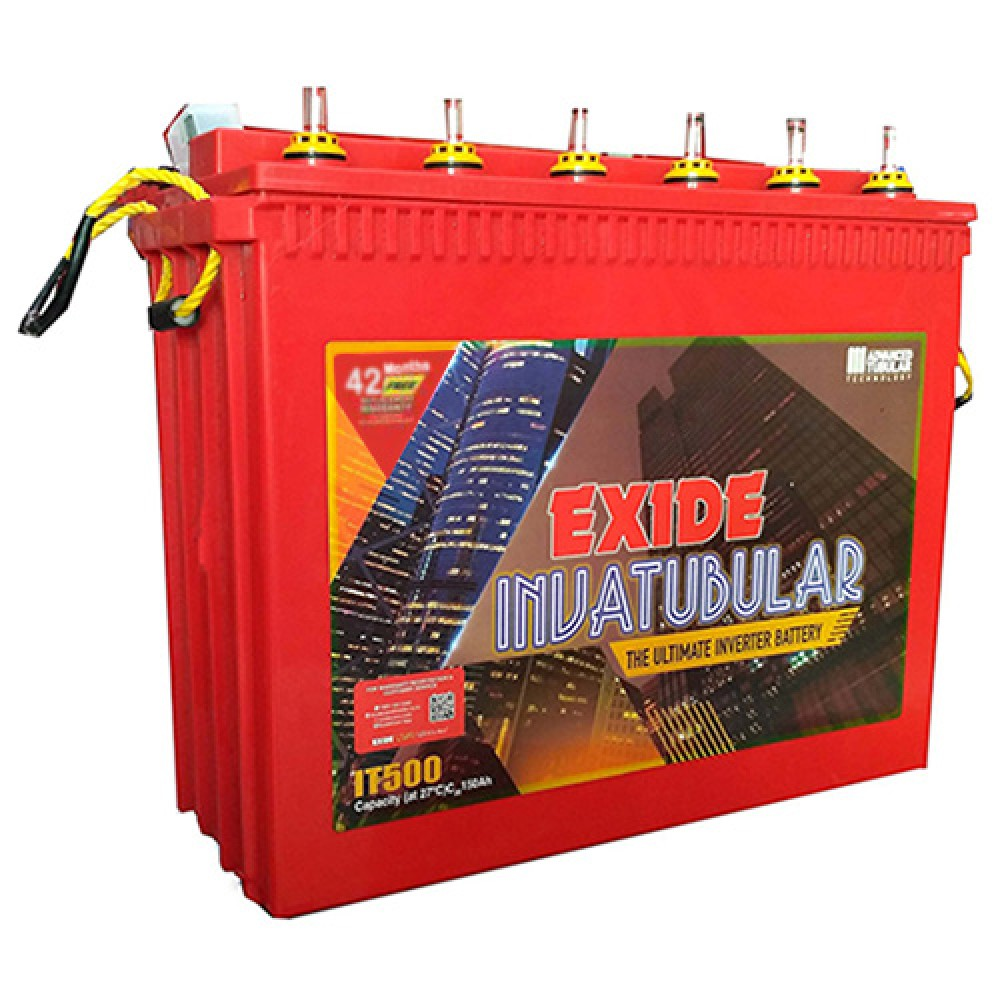Exide Inva Tubular IT500-42
