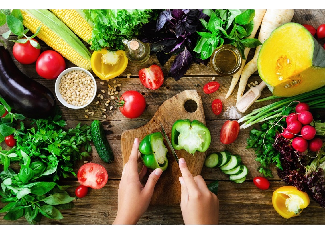 Demo Vegetables Store